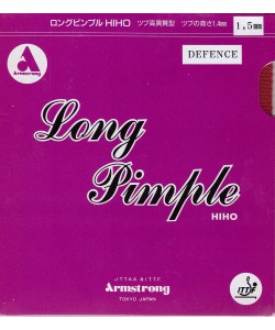 Armstrong Long Pimple Defence