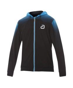 Andro T- Jacket Salivan black/blue