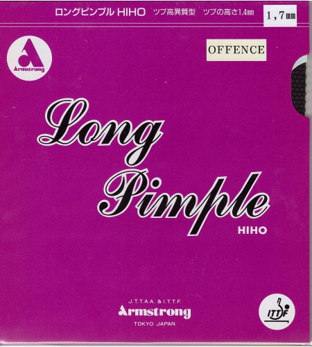 Armstrong Long Pimple Offence