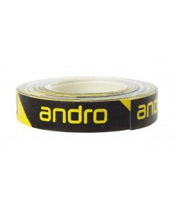 Andro Edge Tape CI 10mm/5m Black/yellow