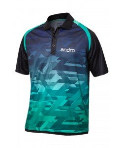 Andro Shirt Murphy Kids' green/black