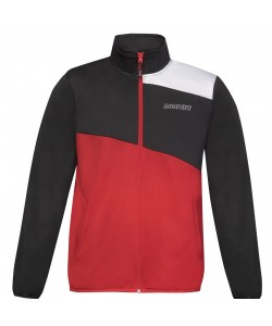Donic T- Jacket Heat black/red