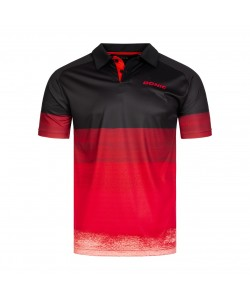 Donic Shirt Force red/black