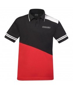 Donic Shirt Prime black/red