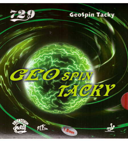 Friendship 729 Geospin Tacky