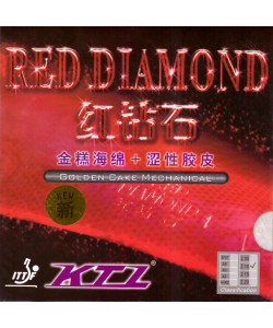 KTL Red Diamond (golden Cake Mechanical)