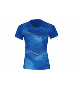 Li-Ning Women's T-Shirt National Team AAYN086-2 blue