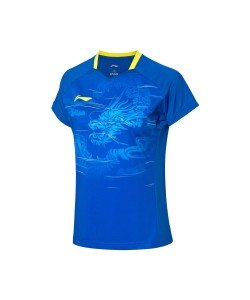 Li-Ning Kids' T-Shirt AAYQ054-1 blue