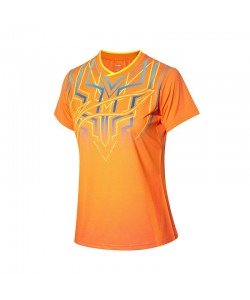 Li-Ning Women's Shirt AAYQ038-4 orange