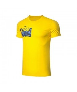 Li-Ning T-Shirt AHSQ099-3 yellow