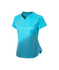 Li-Ning Women's Shirt National Team AAYP072-3H light blue