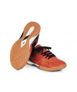 Li-Ning Professional Shoes APPP001-1C Kylin orange/black