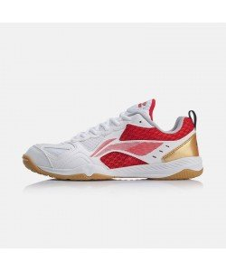 Li-Ning Shoes APTP001-2 white/red