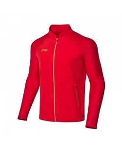 Li-Ning Jacket National Team AYYQ001-2 red