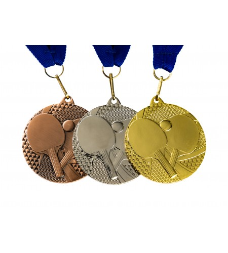Medal Table Tennis 7750