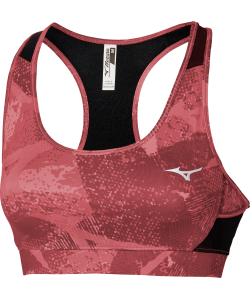 Mizuno Bra Graphic Alpha tea rose