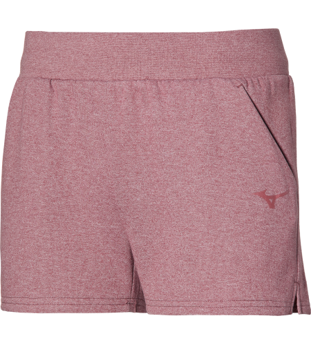 Mizuno Short Pant Lady Athletic renaissance rose