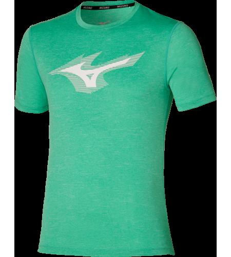 Mizuno T-shirt Core RB Tee mint leaf