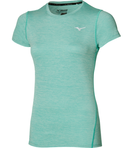 Mizuno T-shirt Lady Impulse Core Tee dusty turquoise