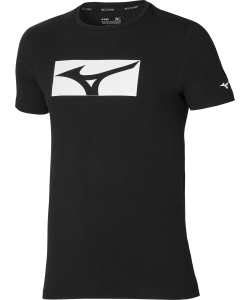 Mizuno T-shirt Athletic RB Tee black