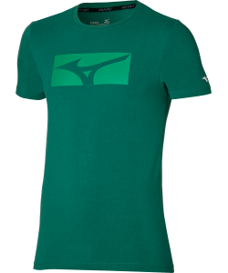 Mizuno T-shirt Athletic RB Tee tidepool