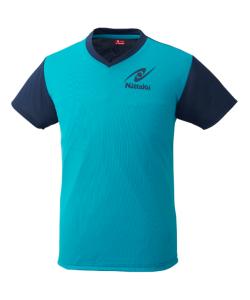 Nittaku T-shirt VNT-IV Blue (2090)