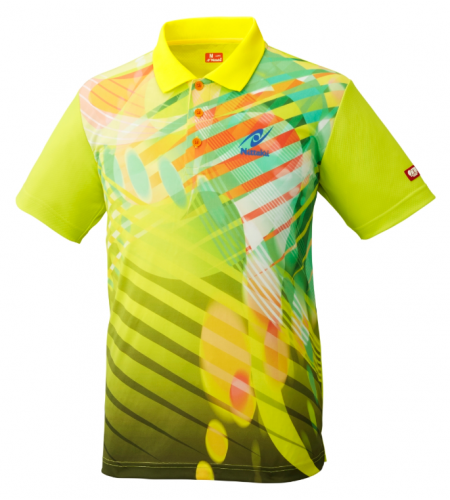 Nittaku Shirt Toropic yellow (2190)