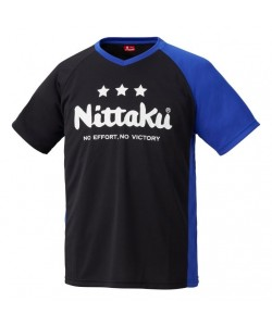Nittaku T-shirt EV blue (2094)