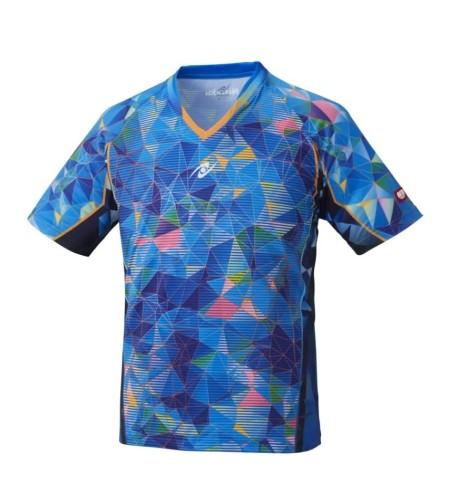 Nittaku Shirt Movestained blue (2191)
