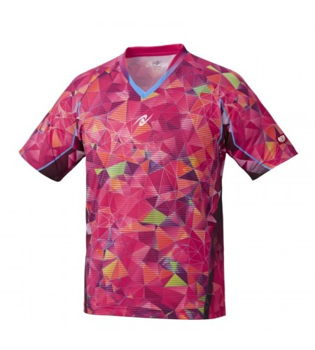 Nittaku Shirt Movestained pink (2191)