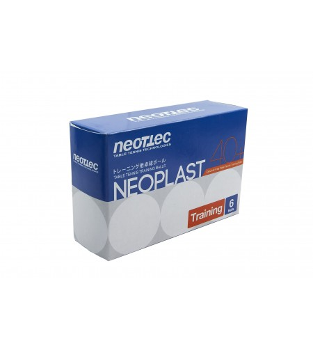 Neottec New Generation balls(ABS) 40+ (Seam) 6pcs