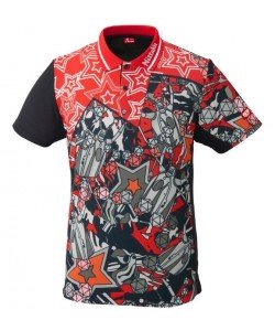 Nittaku Shirt Mirabo Red (2184)