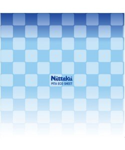 Nittaku Rubber protection Pita Eco sheet blue