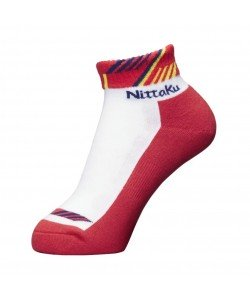 Nittaku Tread Socks red (2980)