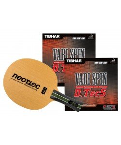 Pro Racket Gamma All+/Vari Spin D.TecS