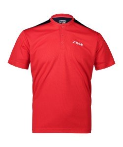 Stiga Shirt Club red