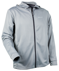 Tibhar Sweat Jacket Globe grey