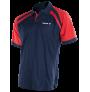 Tibhar Shirt World (Cotton) navy/red