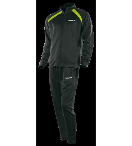 Tibhar Tracksuit jacket World black/green