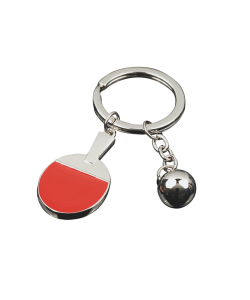 Tibhar Key ring silver bat