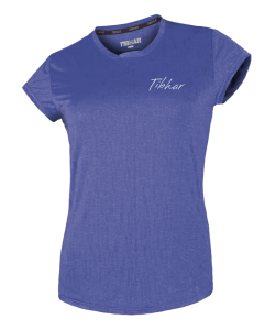 Tibhar Shirt Globe Lady purple