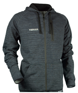 Tibhar Tracksuit jacket Gym black