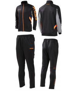 Xiom Suit Alex black/orange