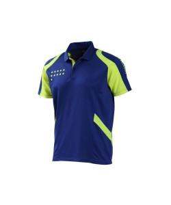 Xiom Shirt James R.blue/lime