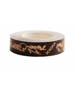 Xiom Edge Tape 12mm/5m black-mandarin