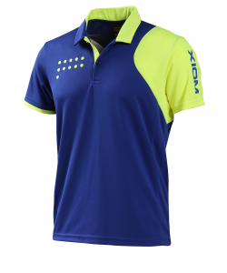 Xiom Shirt Ian 2 blue/lime