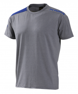 Xiom T-shirt Kai blue/grey
