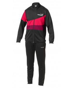 Yasaka Tracksuit Pollux red/black