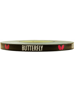 Butterfly Edge Tape Black 12mm/50m
