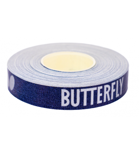 Butterfly Edge Tape Blue/sil 12mm/10m